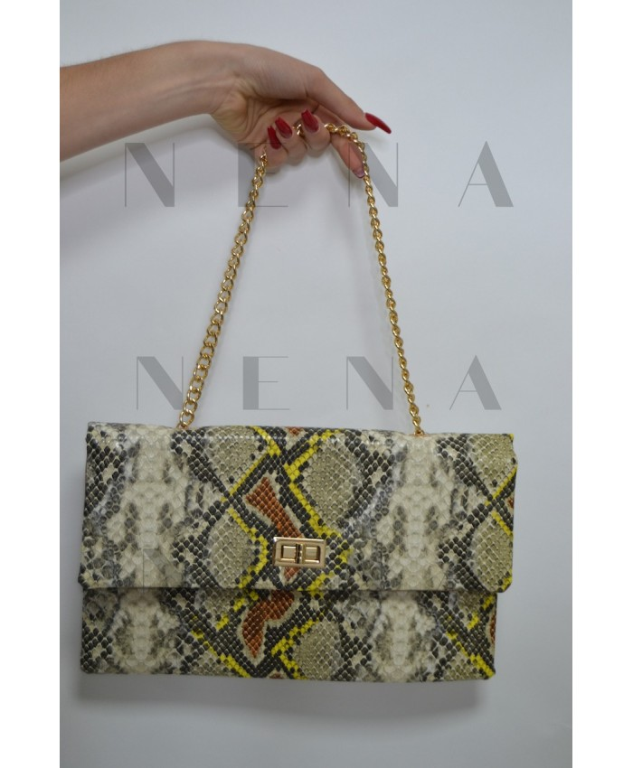 CARTERA SERPIENTE