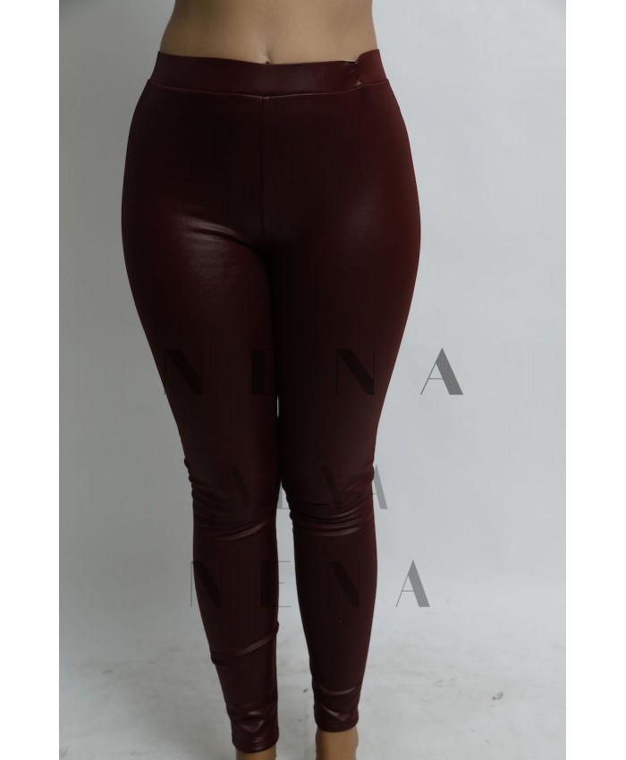 LEGGINS DE POLIPIEL